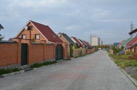 Тротуарная плитка производство и укладка в Мурманске. Коттеджный посёлок.